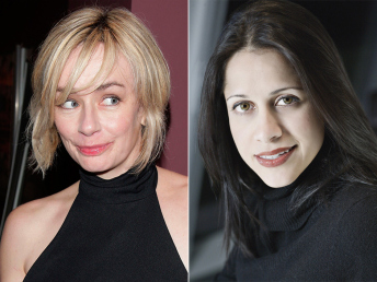 Lucy DeCoutere and Reva Seth accuse Jian Ghomeshi of assault and sexual assault.